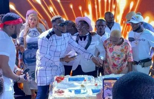Video From Shatta Wale's All White Birthday Party.