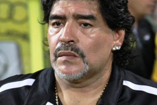 BREAKING NEWS: Diego Maradona Dies At Age 60