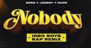 DJ Neptune Nobody IgBo Remix Mp3 Download