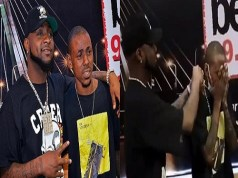 Davido Gift His Die-Hard Fan His 30BG Chain Worth N6million, See His Reaction (Video)