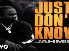 Jahmiel Just Don't know mp3 Download.