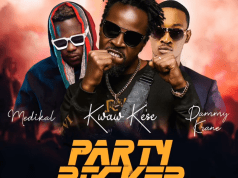 Kwaw Kese Party Rocker Mp3 Download