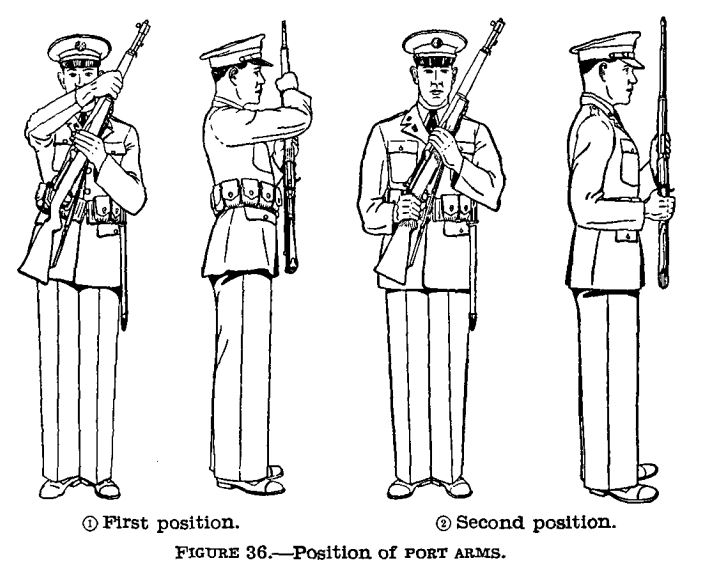 90th IDPG: Manual of Arms = Beyond the Rifle