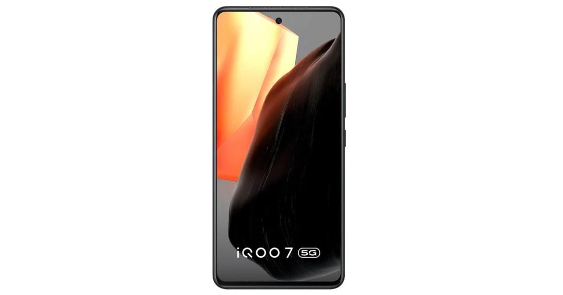 iQOO 7 Orange variant