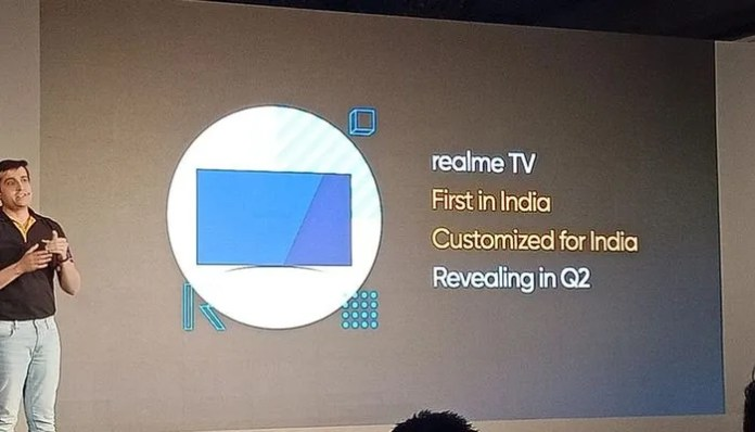 Realme TV Q2 launch