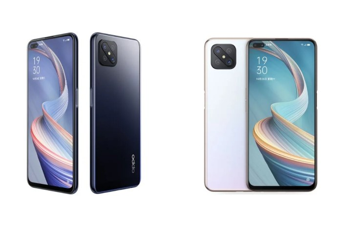 OPPO A92s with 120Hz display and MediaTek Dimensity 800 launched ...