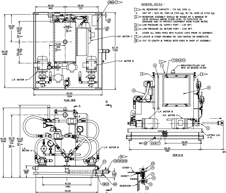 Pump Operation Diagram Cement
