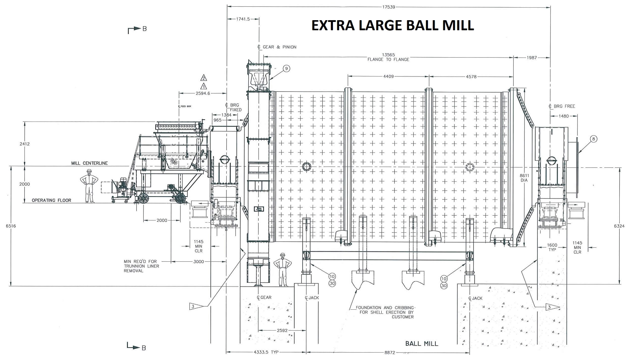 Large Ball Mill