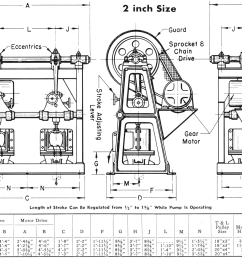 adjustable stroke diaphragm pump 2 inch size [ 1200 x 871 Pixel ]