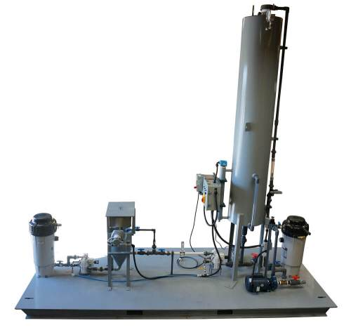 small resolution of cheap low cost merrill crowe plant