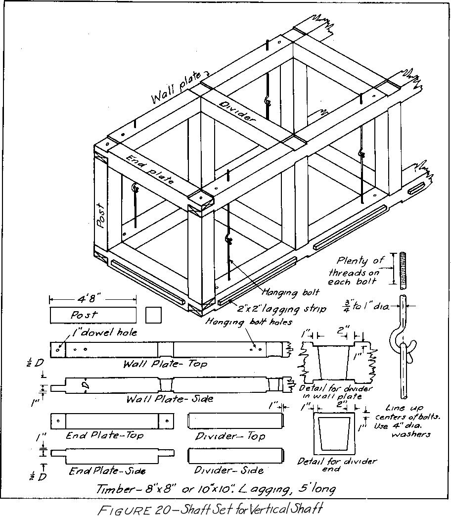 vertical shaft gas engine diagram
