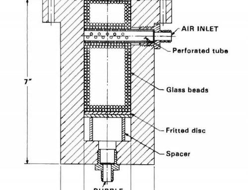 Small Laboratory Flotation Machine