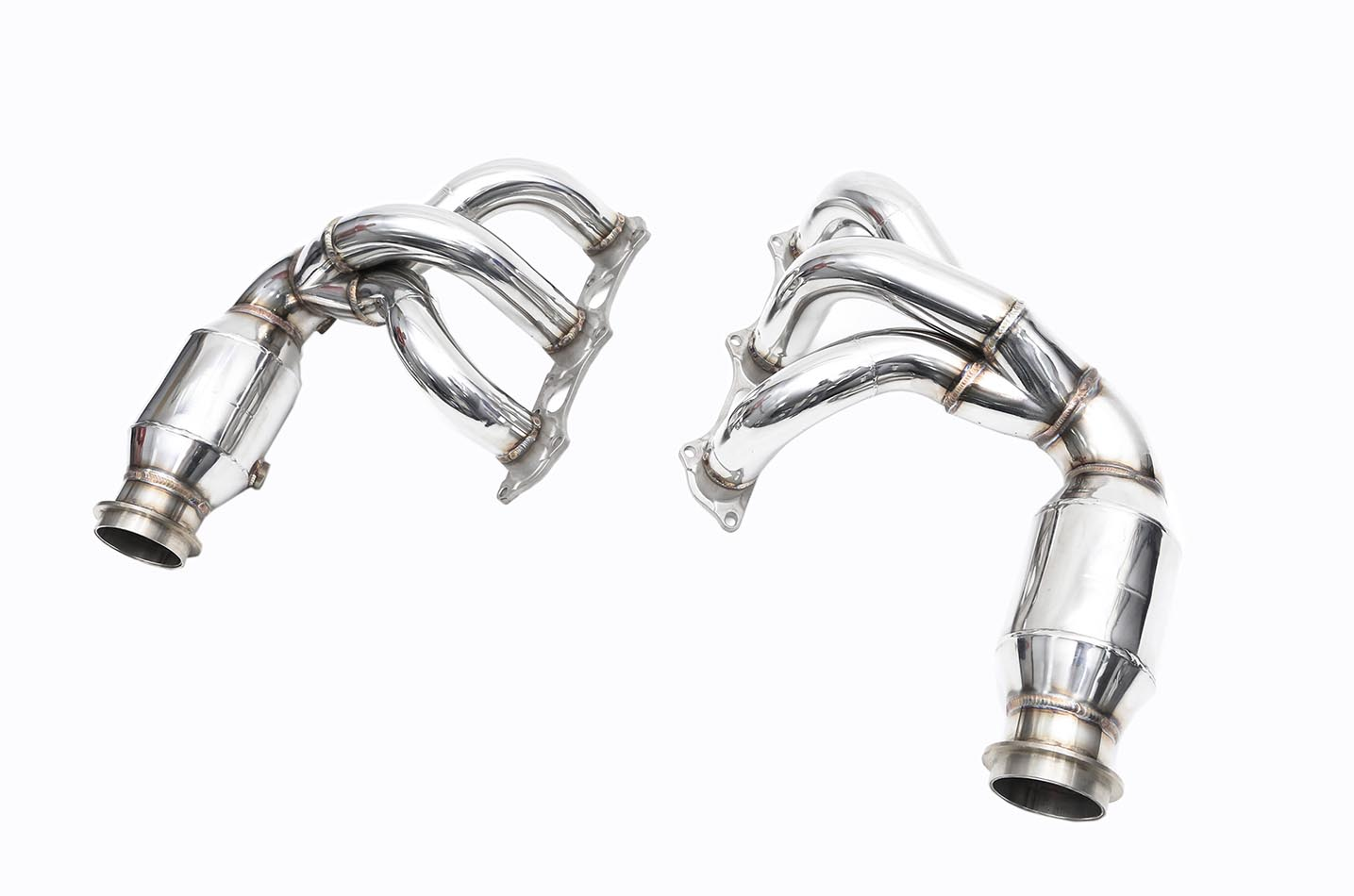 Ipe Headers Stainless