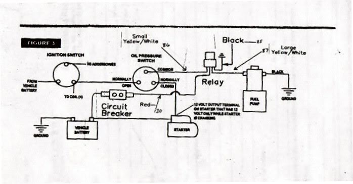 Porsche 914 Electrical Relay Wiring Diagram : 43 Wiring