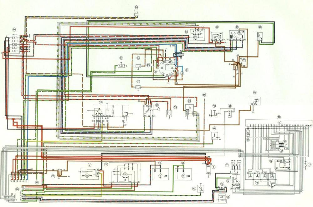 medium resolution of 1975 porsche 914 wiring diagram 31 wiring diagram images 1973 porsche 914 wiring diagram porsche 914 wiring diagrams