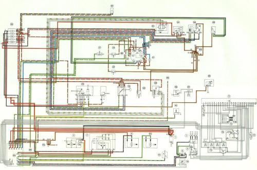 small resolution of 1975 porsche 914 wiring diagram 31 wiring diagram images turbo engine diagram porsche 996 engine diagram