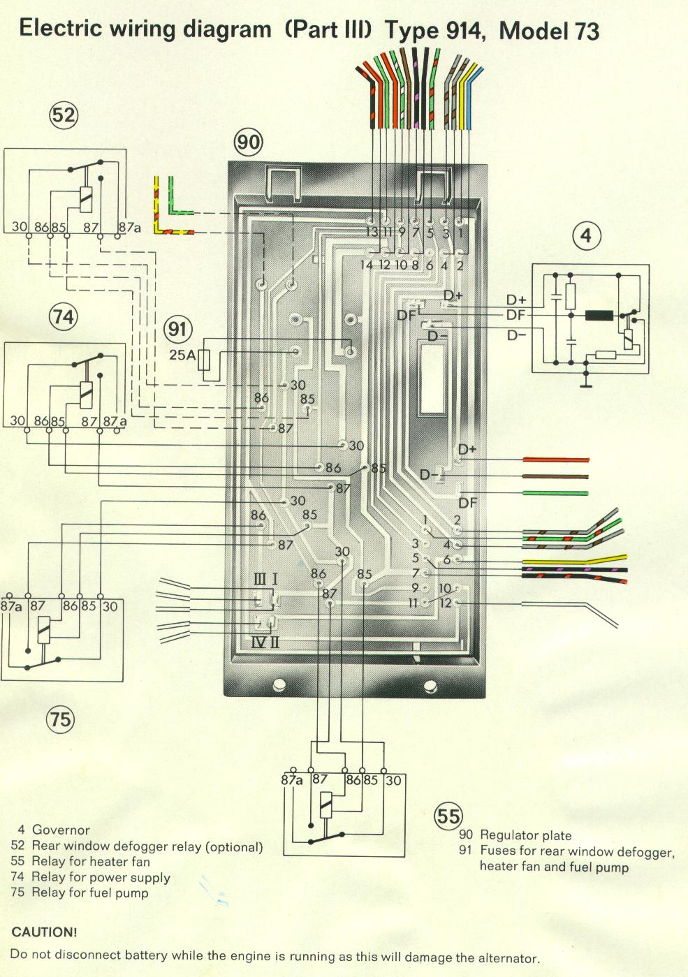 hight resolution of 74 tr6 wiring diagram