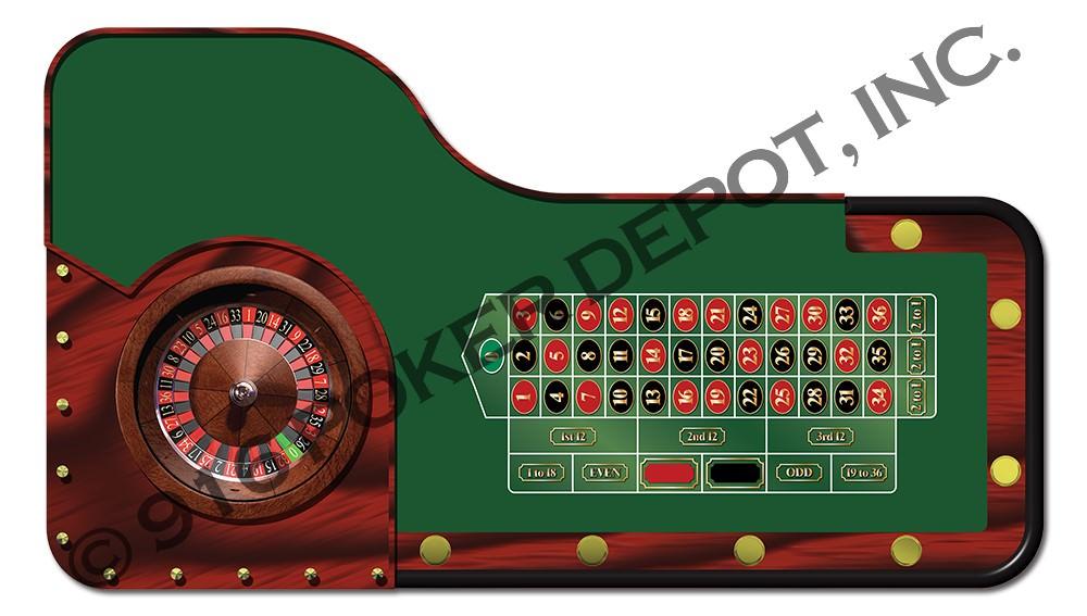 Roulette  916 Poker