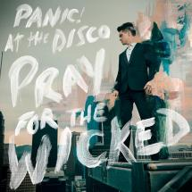 Panic at the Disco Pray for the Wicked Album Cover
