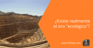 925lab - Oro Ecológico