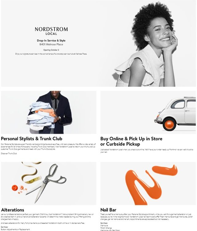 Nordstrom Local