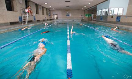 92nd Street Y pool