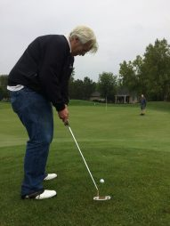 Mark Renick - Get the putt!