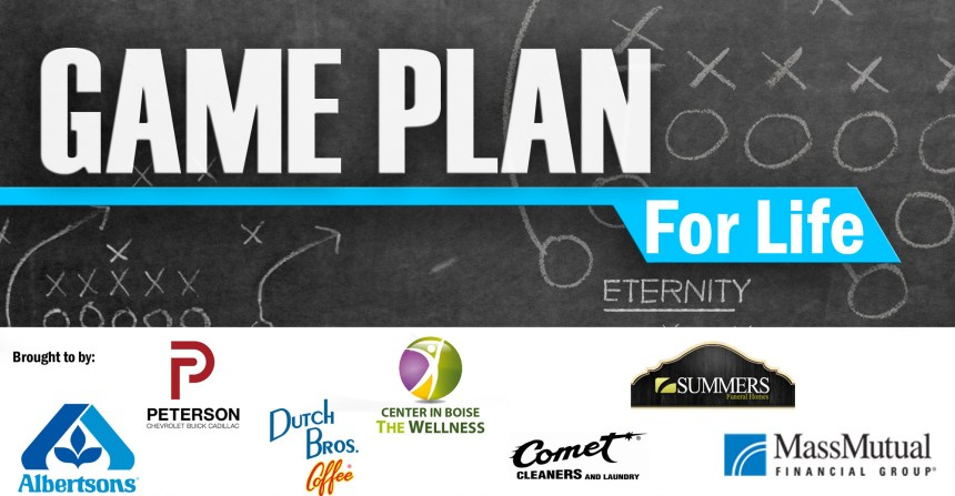 GAME PLAN FOR LIFE WEB FEATURE With Sponsors June 2016 2