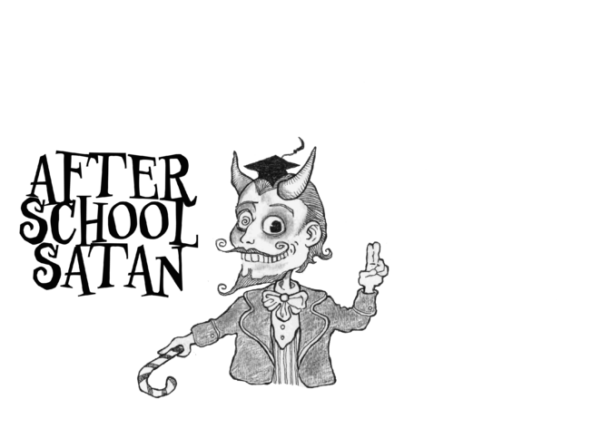 510 – After School Satan,The Awkward Local Church and the Harry Caray Effect