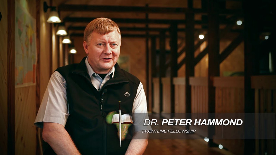Dr. Peter Hammond – 500 Year Anniversary of the Reformation – Part 3