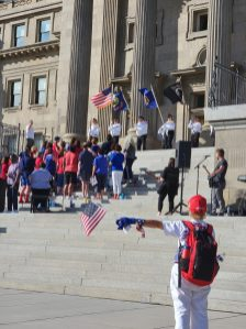 National Day of Prayer at the State Capitol
