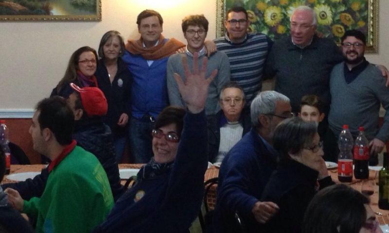 Metti una sera a cena tra la commissione ai servizi sociali, l'Unitalsi e la Caritas