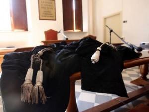 E ora rischiano di chiudere anche gli uffici del Giudice di Pace: l'attività è paralizzata