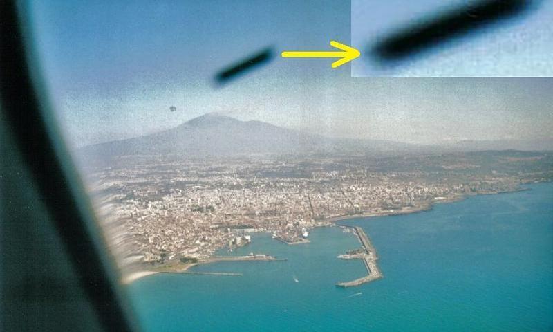 Avvistamento Ufo sui cieli di Catania