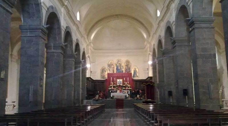 La chiesa Madre di Santa Maria dell'Alto, monito contro la barbarie culturale e il degrado morale