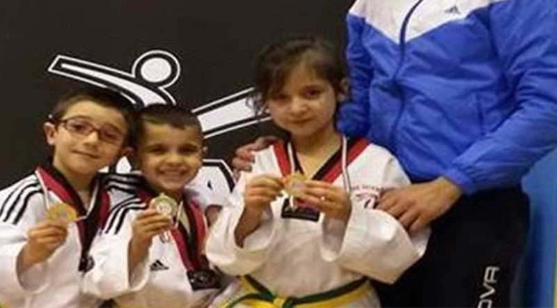 "Altra ""impresa"" del Taekwondo Marletta"