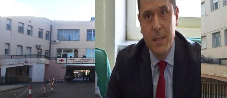 """Il sindaco Mangano: """"Chiediamo che l'Asp mantenga gli impegni"""""""