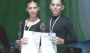 Due giovanissimi paternesi trionfano ai campionati nazionali di latino-americano