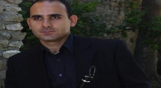 Il Maestro paternese Isaia è Primo clarinettista della Banda dell'Esercito italiano
