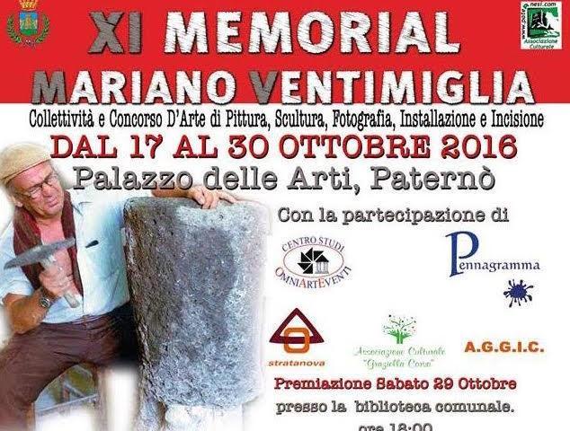"""Ecco l'undicesimo Memorial """"Mariano Ventimiglia"""""""