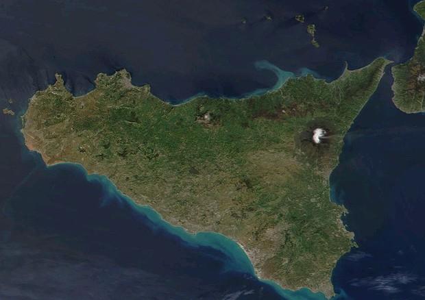 Sequenza sismica nel Canale Sicilia, dall'8 dicembre 14 scosse