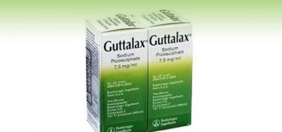 """Lassativo """"GUTTALAX"""" ritirato dalle farmacie. Ecco i lotti"""