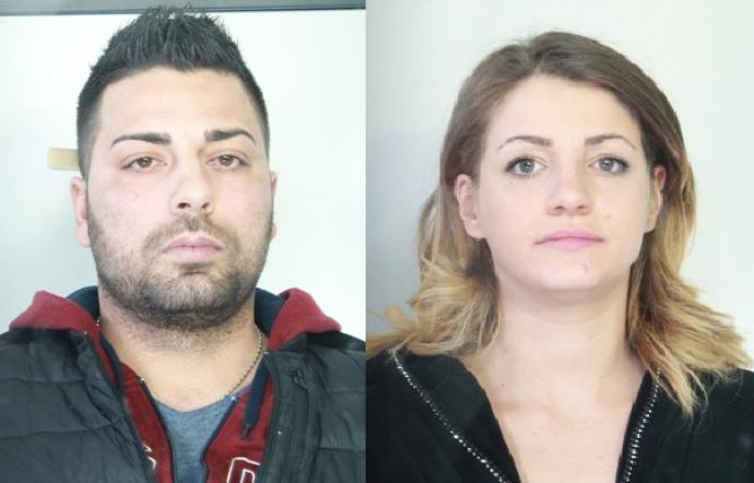 CATANIA: Centro massaggi a luci rosse,arrestati i titolari per sfruttamento della prostituzione – LE FOTO