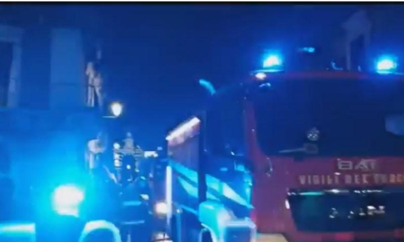 CATANIA: Tragedia per esplosione per fuga di gas: 3 vittime, 2 sono vigili fuoco