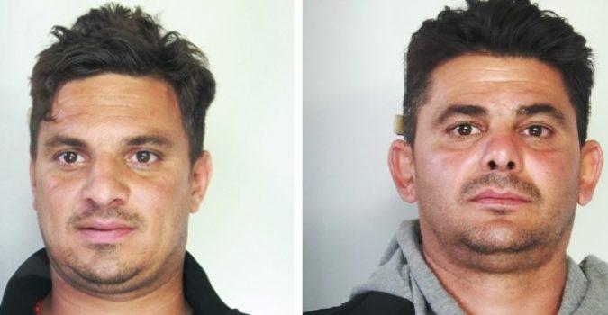 CATANIA: Sorpresi a rubare i binari dalla vecchia stazione, arrestati due fratelli