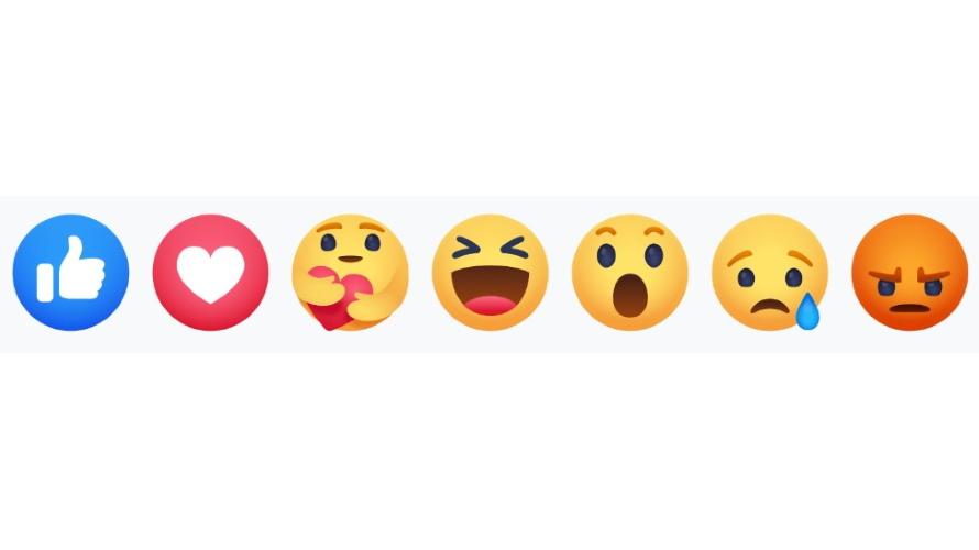Distanziamento sociale? Facebook inserisce la reaction dell'abbraccio