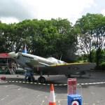 Lytham St Annes Memorial Spitfire (W3644)