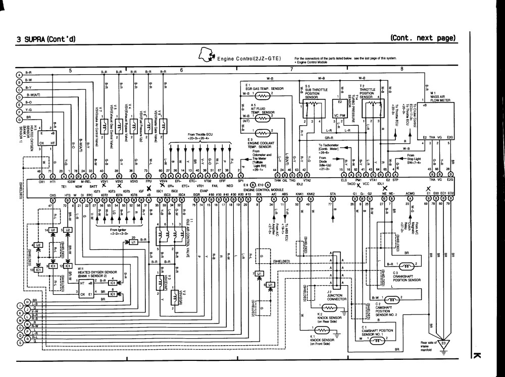 medium resolution of 2jz gte ecu index of tech stuff toyota vip rs3000 wiring diagram at cita asia