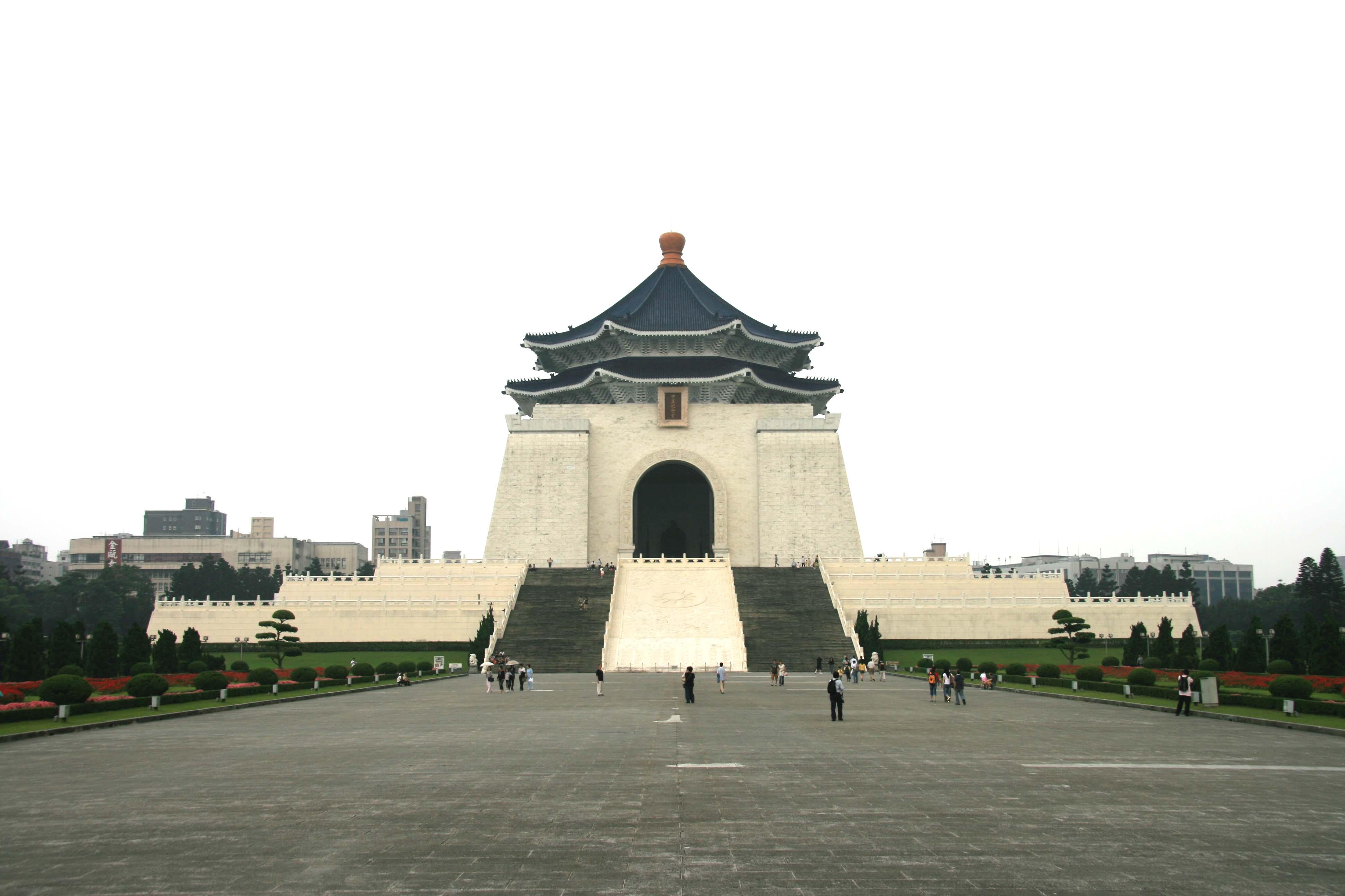 臺灣を代表する観光スポット!一度は行きたい中正紀念堂 - TRIIPGO