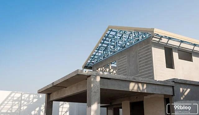 harga baut baja ringan 1 dus atap plus cara menghitung biaya pasang